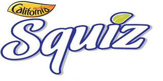 mark for CALIFORNIA SQUIZ, trademark #77916241