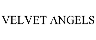 mark for VELVET ANGELS, trademark #77916256