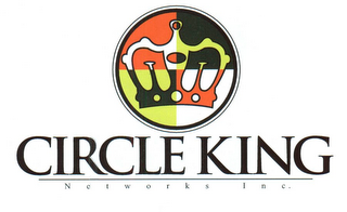 mark for CIRCLE KING NETWORKS INC., trademark #77917410