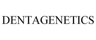 mark for DENTAGENETICS, trademark #77917757