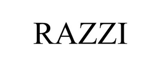 mark for RAZZI, trademark #77919987