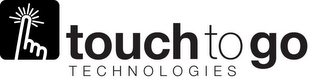 mark for TOUCH TO GO TECHNOLOGIES, trademark #77920342