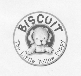 mark for BISCUIT THE LITTLE YELLOW PUPPY, trademark #77921040