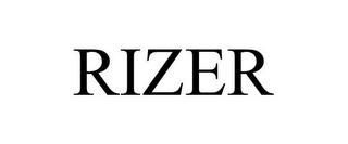 mark for RIZER, trademark #77921080