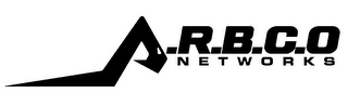mark for A.R.B.C.O NETWORKS, trademark #77921158