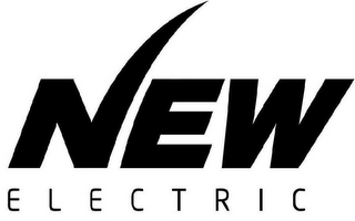 mark for NEW ELECTRIC, trademark #77922640