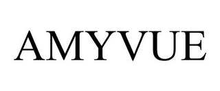 mark for AMYVUE, trademark #77923285