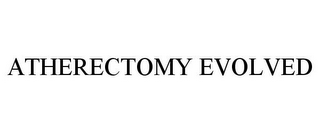 mark for ATHERECTOMY EVOLVED, trademark #77923986