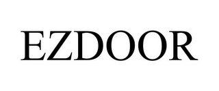 mark for EZDOOR, trademark #77924869