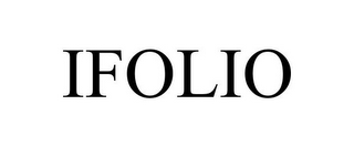 mark for IFOLIO, trademark #77928102