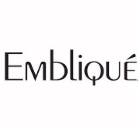 mark for EMBLIQUE, trademark #77930652