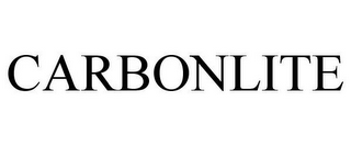 mark for CARBONLITE, trademark #77931579