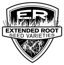 mark for ER EXTENDED ROOT SEED VARIETIES, trademark #77932357