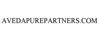 mark for AVEDAPUREPARTNERS.COM, trademark #77933235