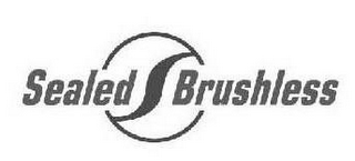 mark for S SEALED BRUSHLESS, trademark #77933618