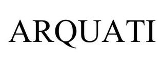 mark for ARQUATI, trademark #77937022