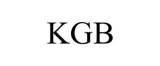mark for KGB, trademark #77937772