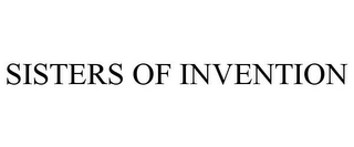 mark for SISTERS OF INVENTION, trademark #77938060