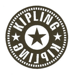 mark for KIPLING, trademark #77938912