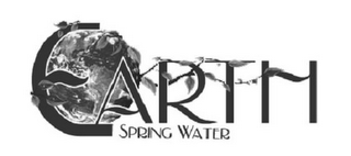 mark for EARTH SPRING WATER, trademark #77938988