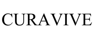 mark for CURAVIVE, trademark #77940546