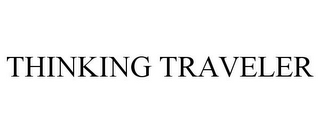 mark for THINKING TRAVELER, trademark #77940651