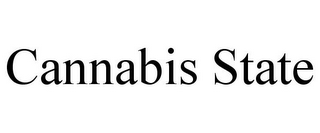 mark for CANNABIS STATE, trademark #77941975