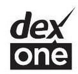mark for DEX ONE, trademark #77942354