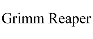mark for GRIMM REAPER, trademark #77943948
