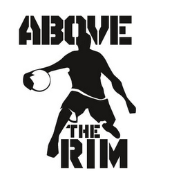 mark for ABOVE THE RIM, trademark #77945384