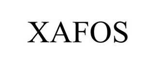 mark for XAFOS, trademark #77945826