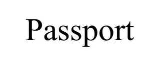 mark for PASSPORT, trademark #77946316