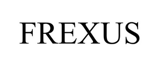mark for FREXUS, trademark #77946970