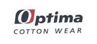 mark for OPTIMA COTTON WEAR, trademark #77948029