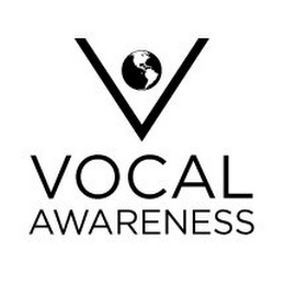 mark for V VOCAL AWARENESS, trademark #77948431