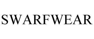 mark for SWARFWEAR, trademark #77949112