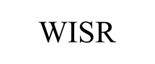 mark for WISR, trademark #77949724