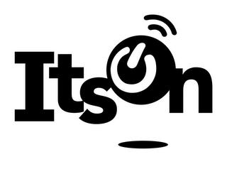 mark for ITSON, trademark #77950562