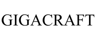 mark for GIGACRAFT, trademark #77951107