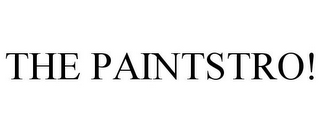 mark for THE PAINTSTRO!, trademark #77951750