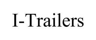 mark for I-TRAILERS, trademark #77952258