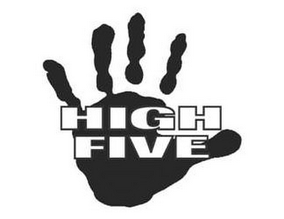 mark for HIGH FIVE, trademark #77952760