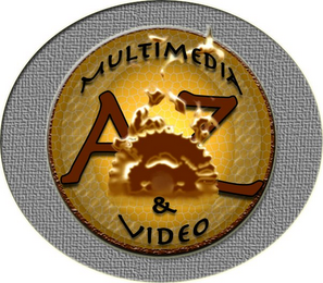 mark for AZ MULTIMEDIA & VIDEO, trademark #77953532