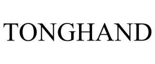 mark for TONGHAND, trademark #77954244