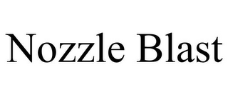 mark for NOZZLE BLAST, trademark #77954638