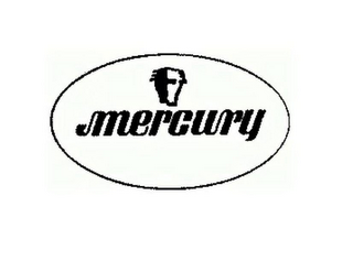 mark for MERCURY, trademark #77955659