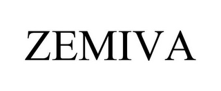 mark for ZEMIVA, trademark #77956329