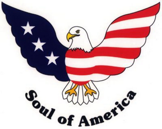 mark for SOUL OF AMERICA, trademark #77957648