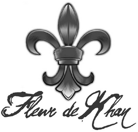 mark for FLEUR DE KHAN, trademark #77958305