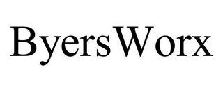 mark for BYERSWORX, trademark #77958483